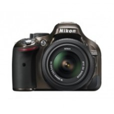 Nikon DSLR D-5300 KIT WITH (AF-S DX NIKKOR 18-55mm f/3.5-5.6G VR)