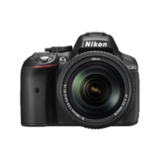Nikon DSLR D-5300 with (18-55mm f/3.5-5.6G VR + AF-S DX NIKKOR 55-200MM F4-5.6G ED VR II)