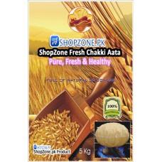 Aata (Wheat Flour) Chakki Aata-Desi 10 kg